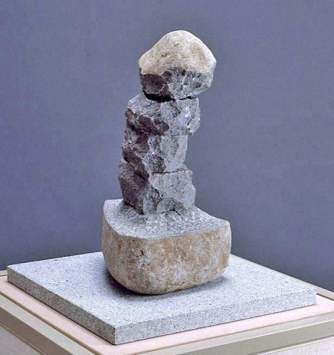 残された形-世界柱 Ⅱ