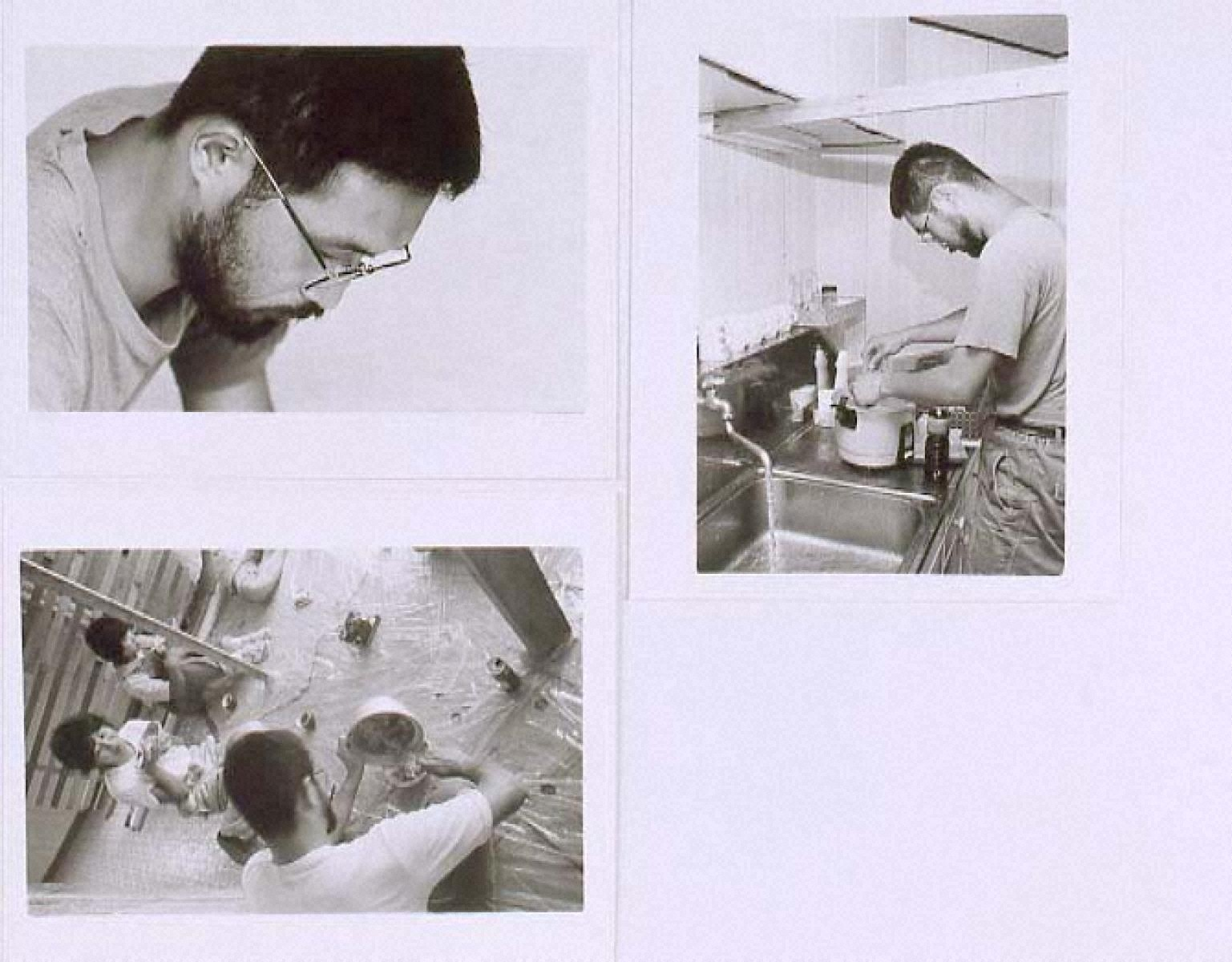 """PROJECT""""TETRA HOUSE N-3 W-26""""SAPPORO 1983「Photo Document 6」"""