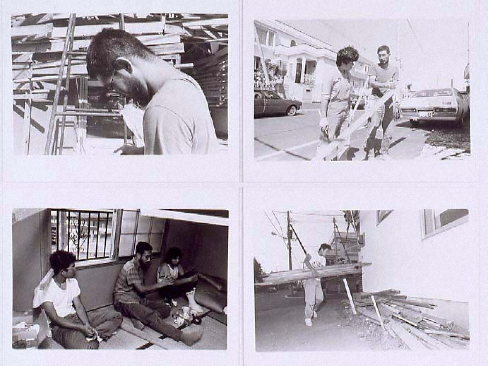 """PROJECT""""TETRA HOUSE N-3 W-26""""SAPPORO 1983 「Photo Document 1」"""