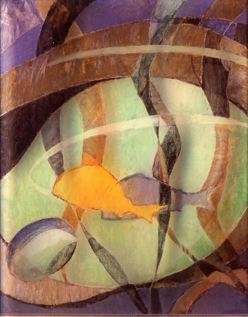 眼のない魚(B)