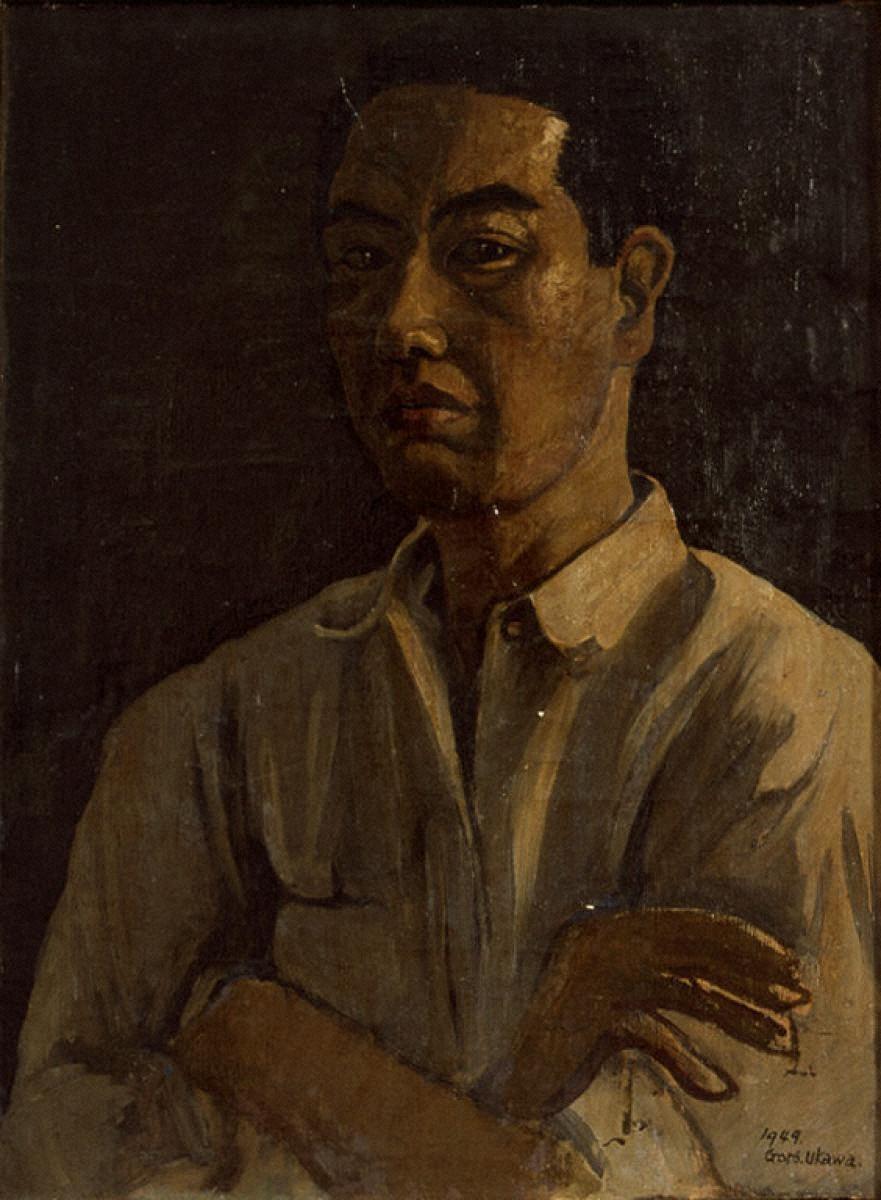 1949年の自画像