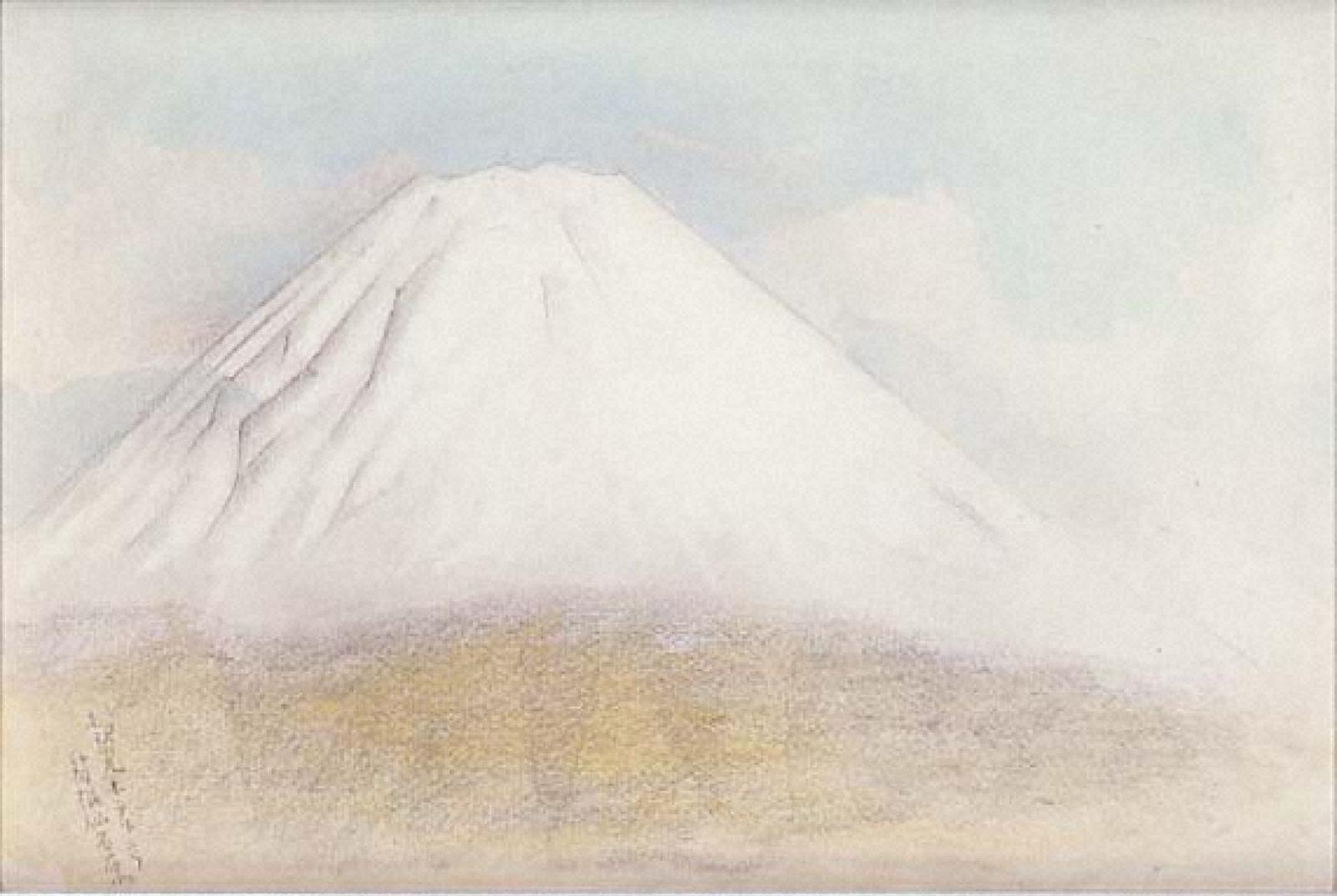 仙石原の富士