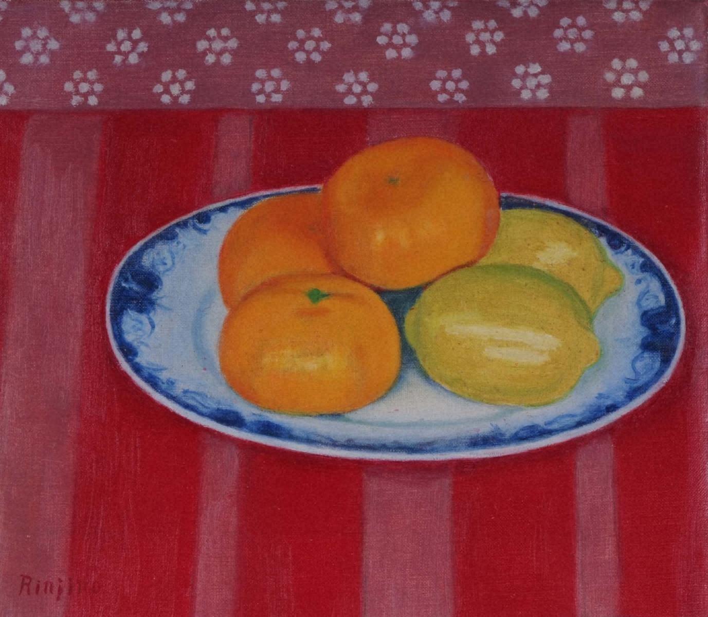 蜜柑とレモン