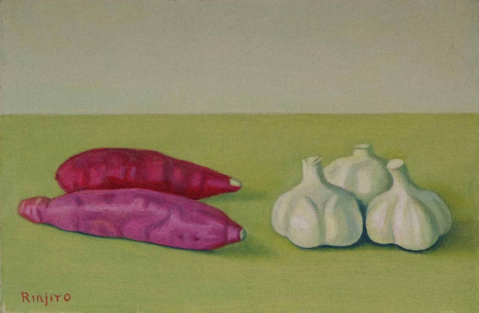 甘蔗と大蒜