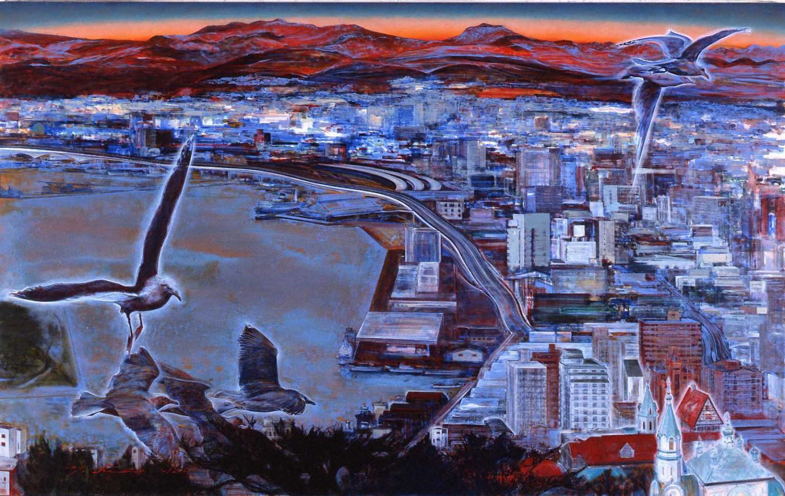 鷗翔-H市の記憶
