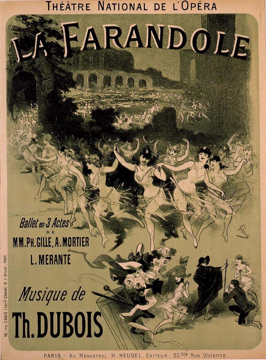 「ファランドール」オペラ座