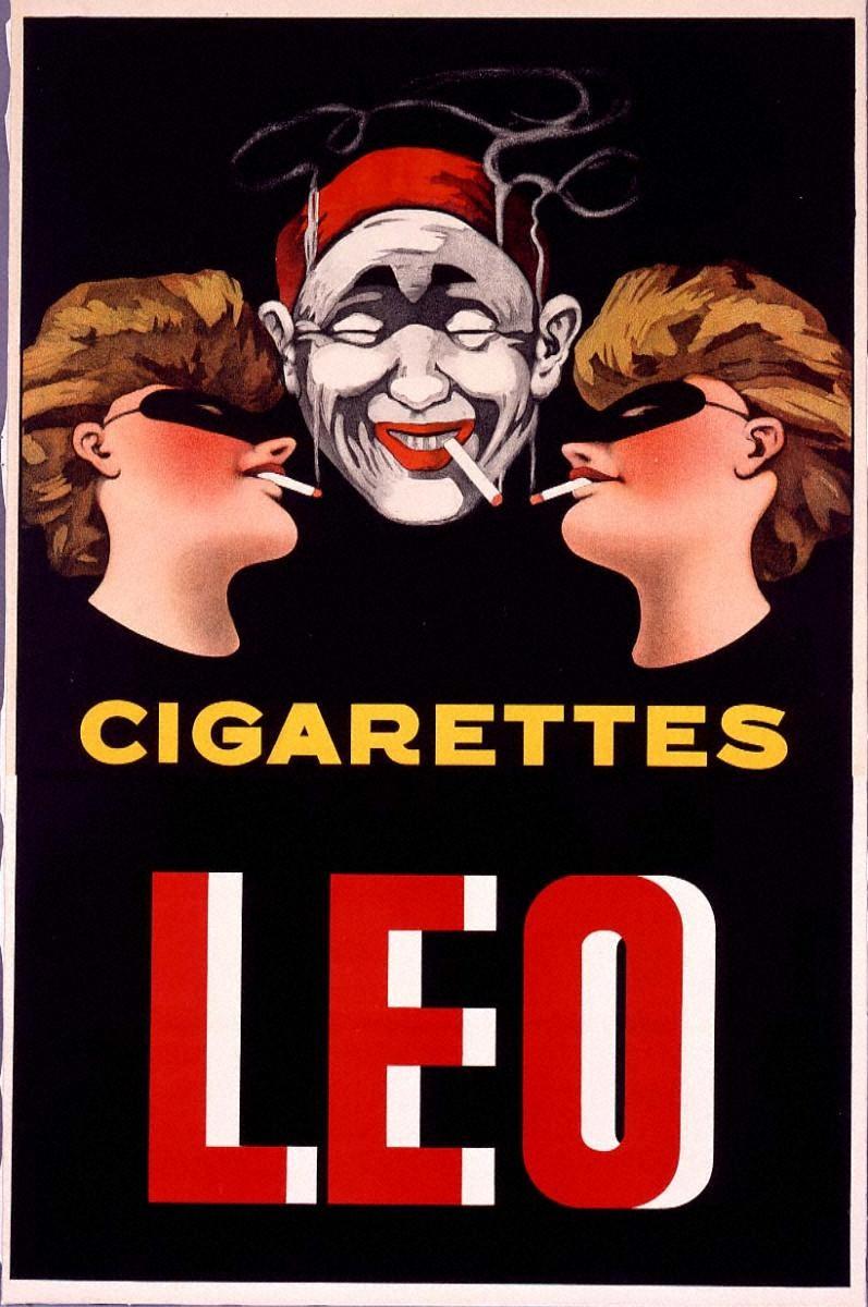 タバコ「レオ」