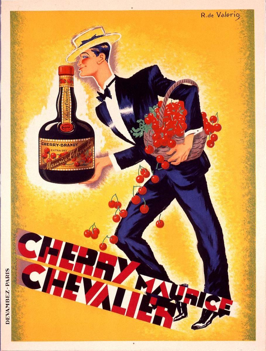 チェリー酒「モーリス・シュヴァリエ」