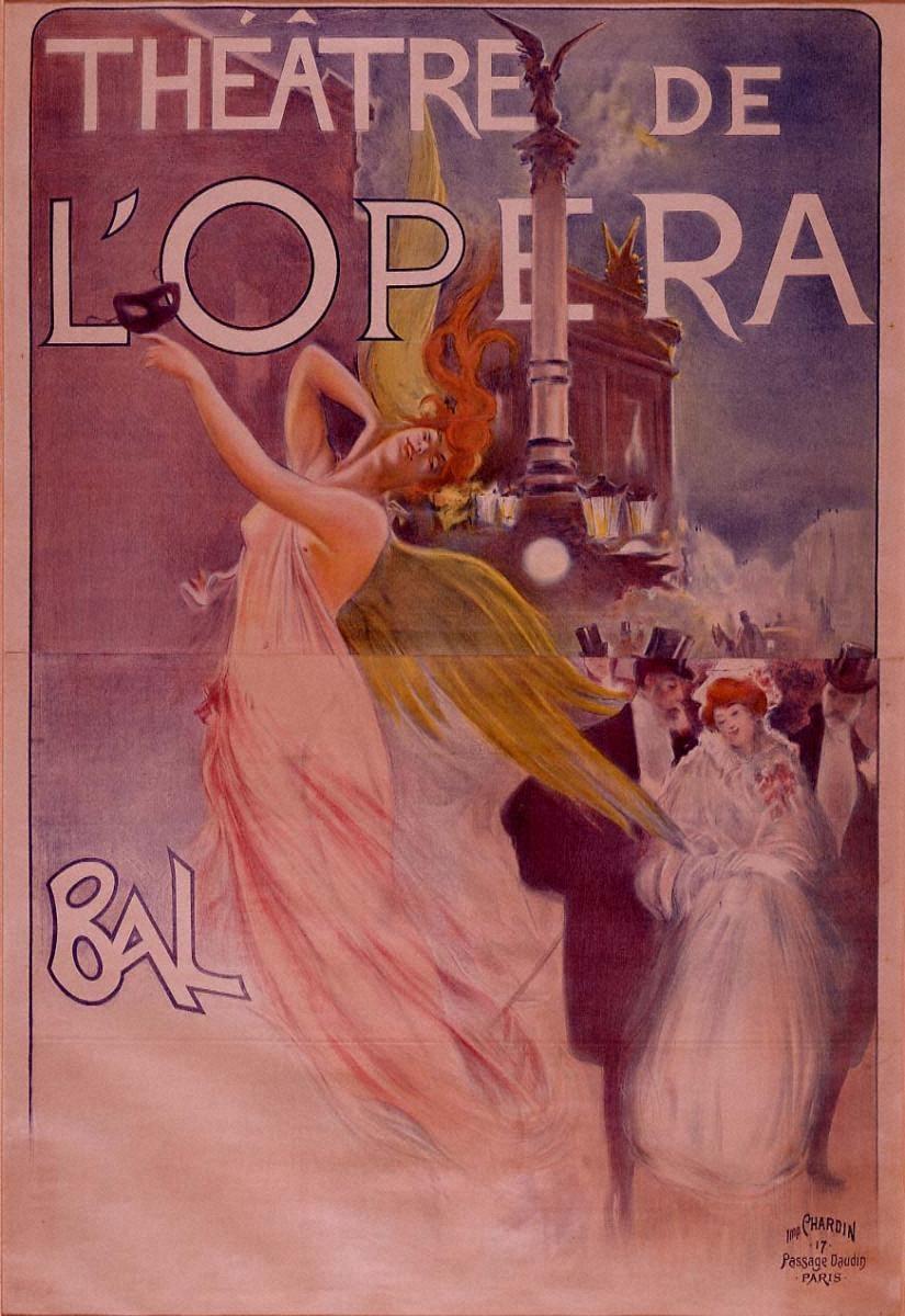 オペラ座の舞踏会