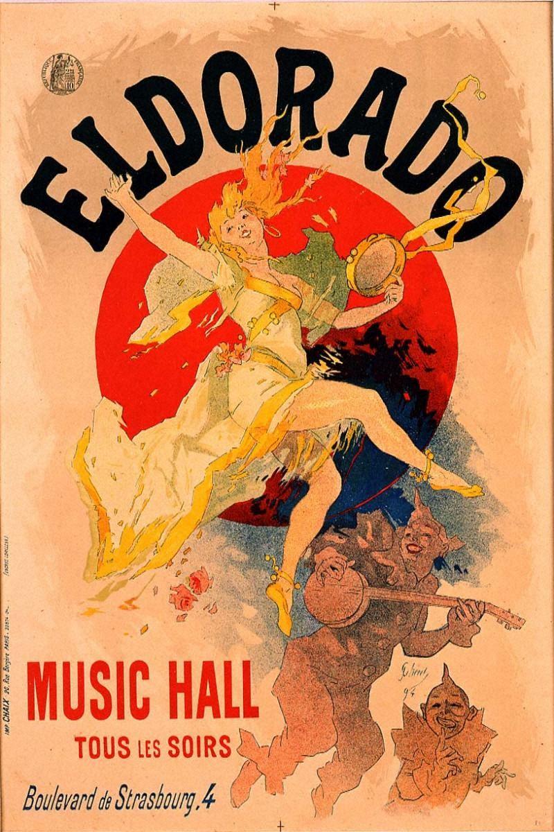 ミュージック・ホール「エルドラド」