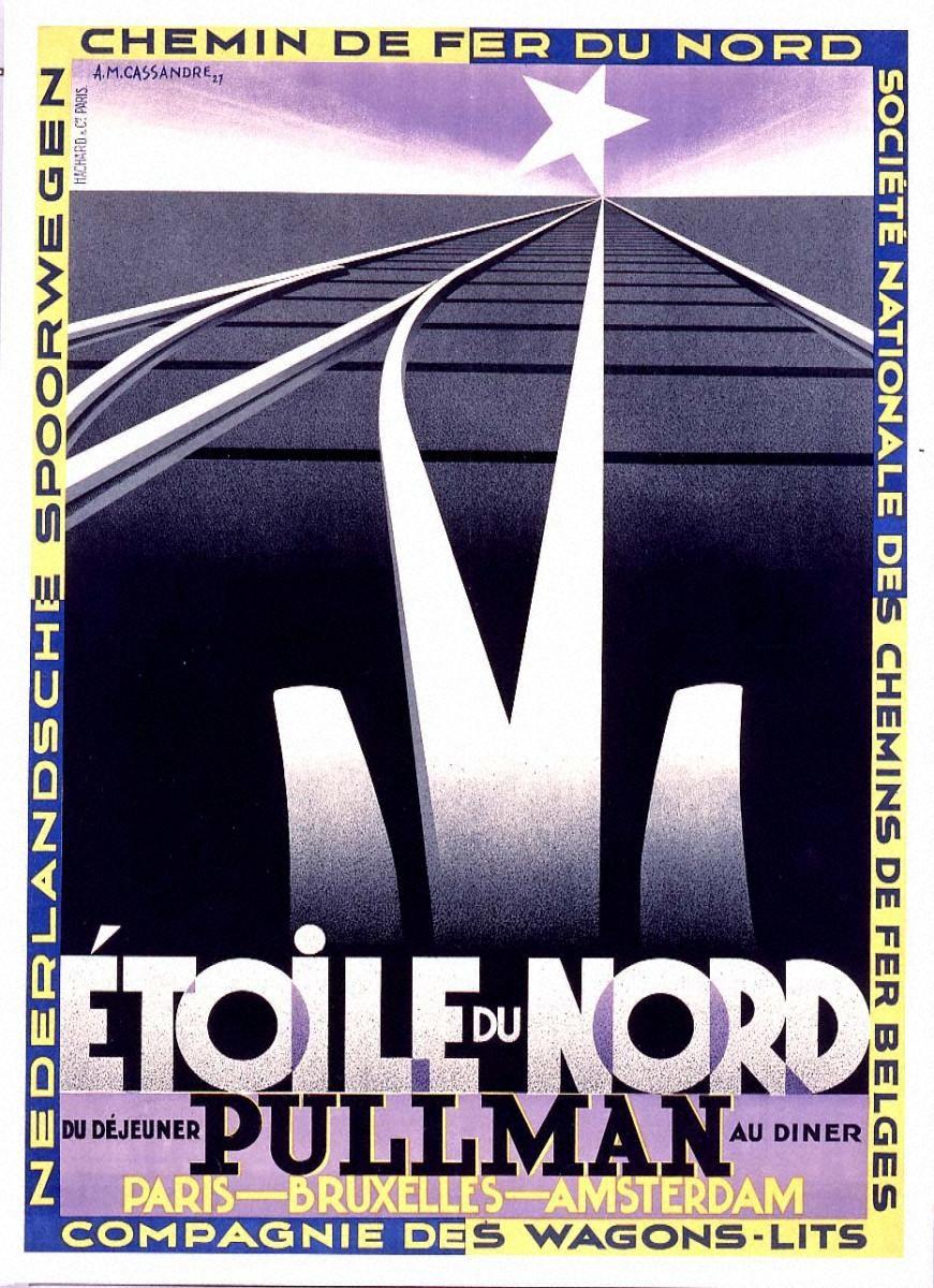 北極星号―フランス北部鉄道