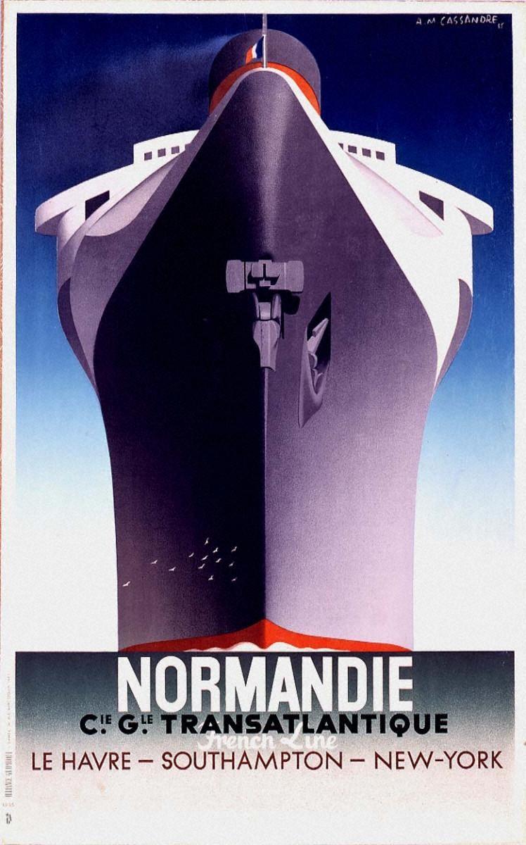 ノルマンディー号―トランザトランティク総合会社
