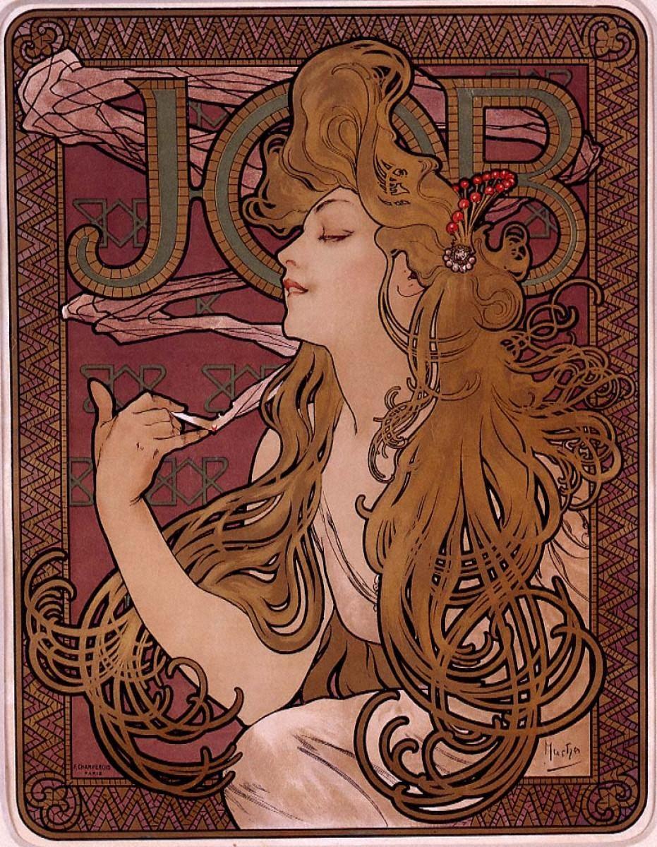 タバコ巻紙「ジョブ」