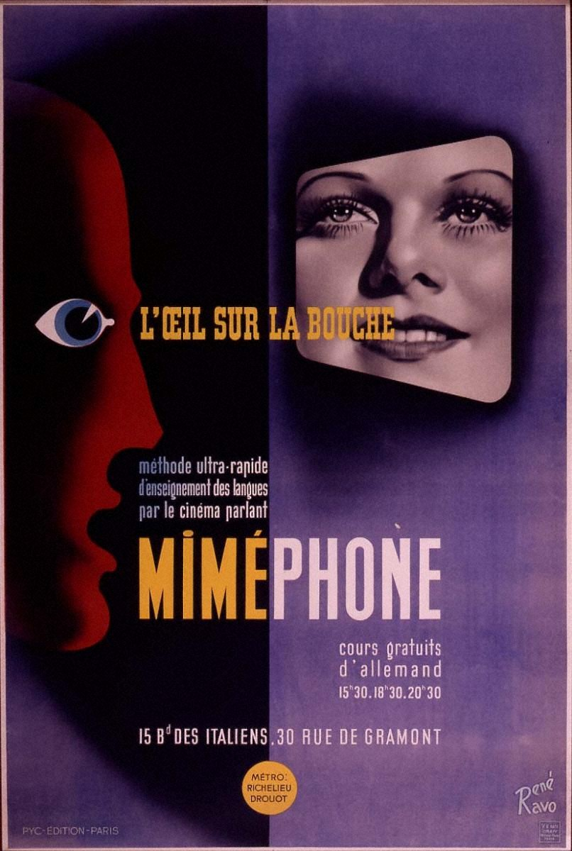 映画による最速言語学習法「ミメフォン」
