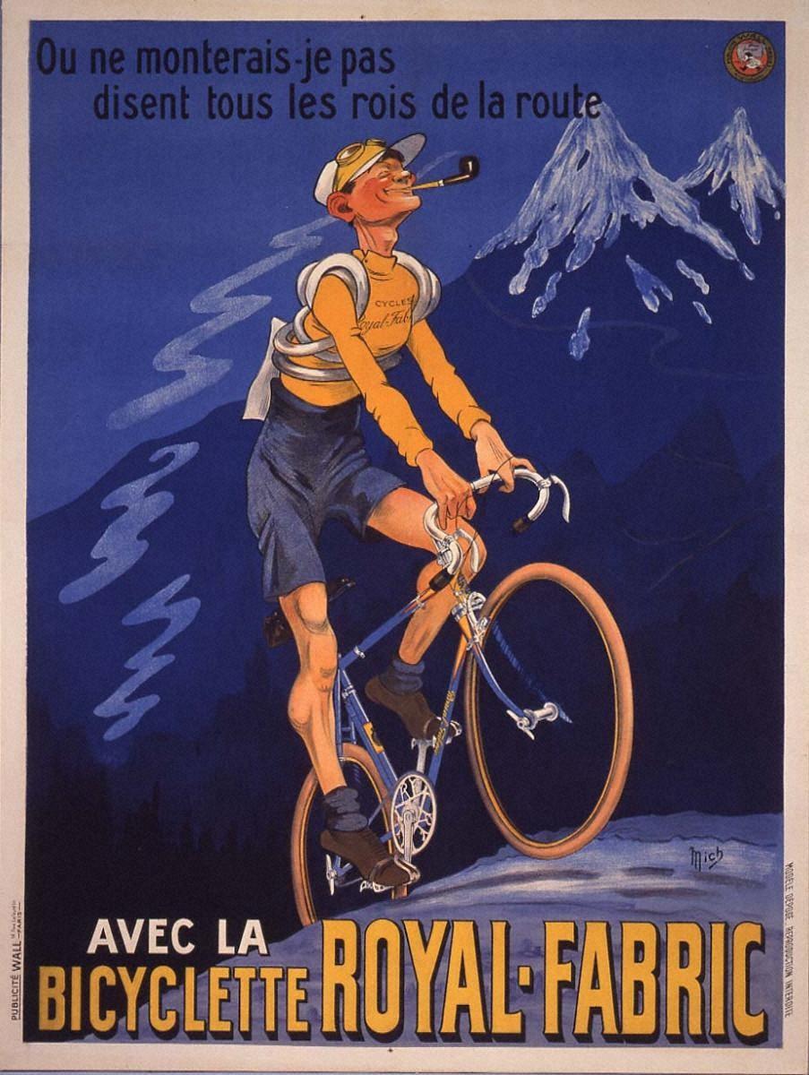 自転車「ロワイヤル=ファブリク」