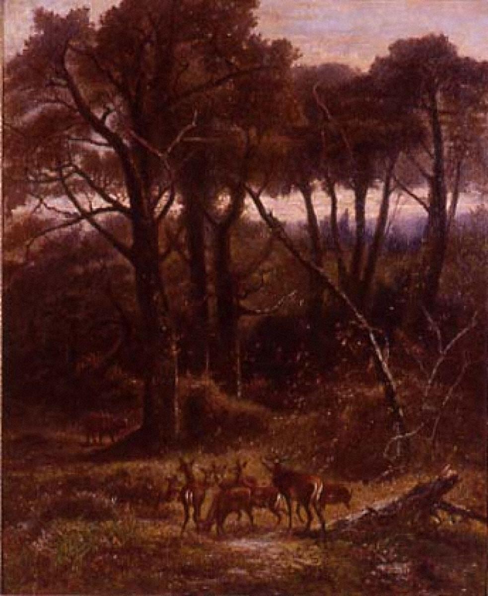 鹿の呼び声