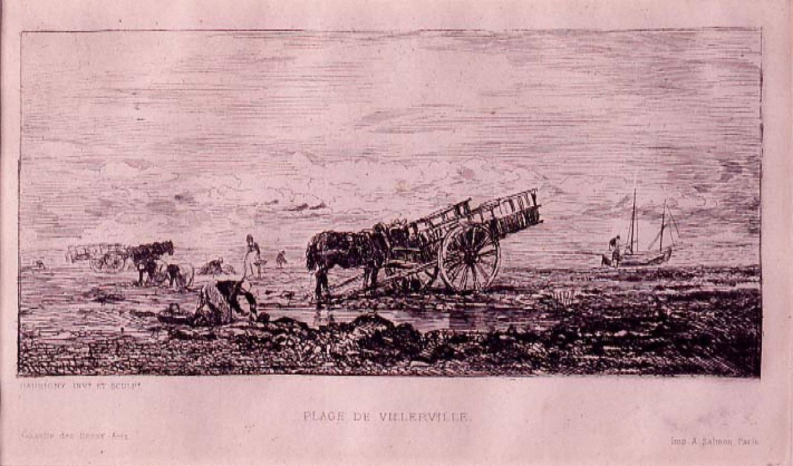 ヴィレルヴィル海岸