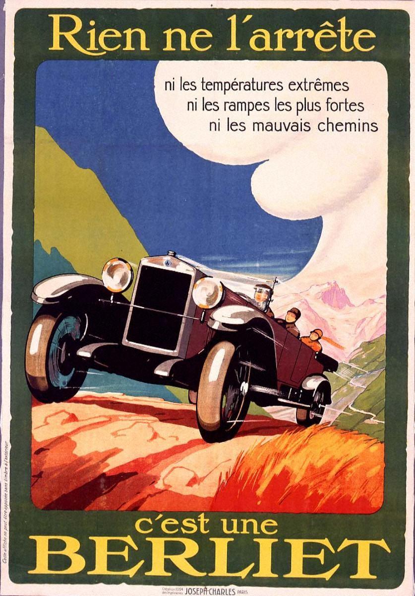 自動車「ベルリエ」