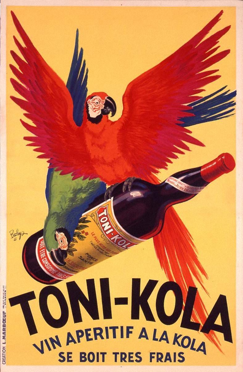 食前酒「トニ=コーラ」