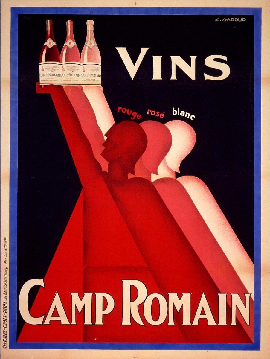 ワイン「ローマ軍」-赤・ロゼ・白