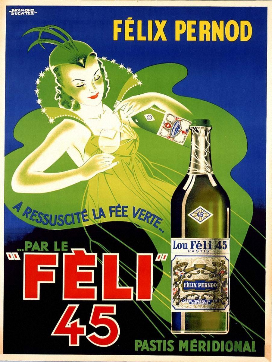 南仏のアニス酒「フェリ45」