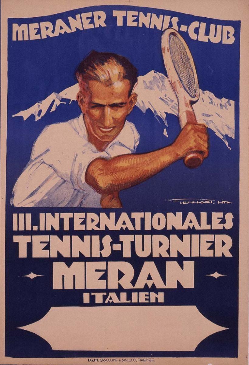 第3回メラーノ国際テニス・トーナメント大会