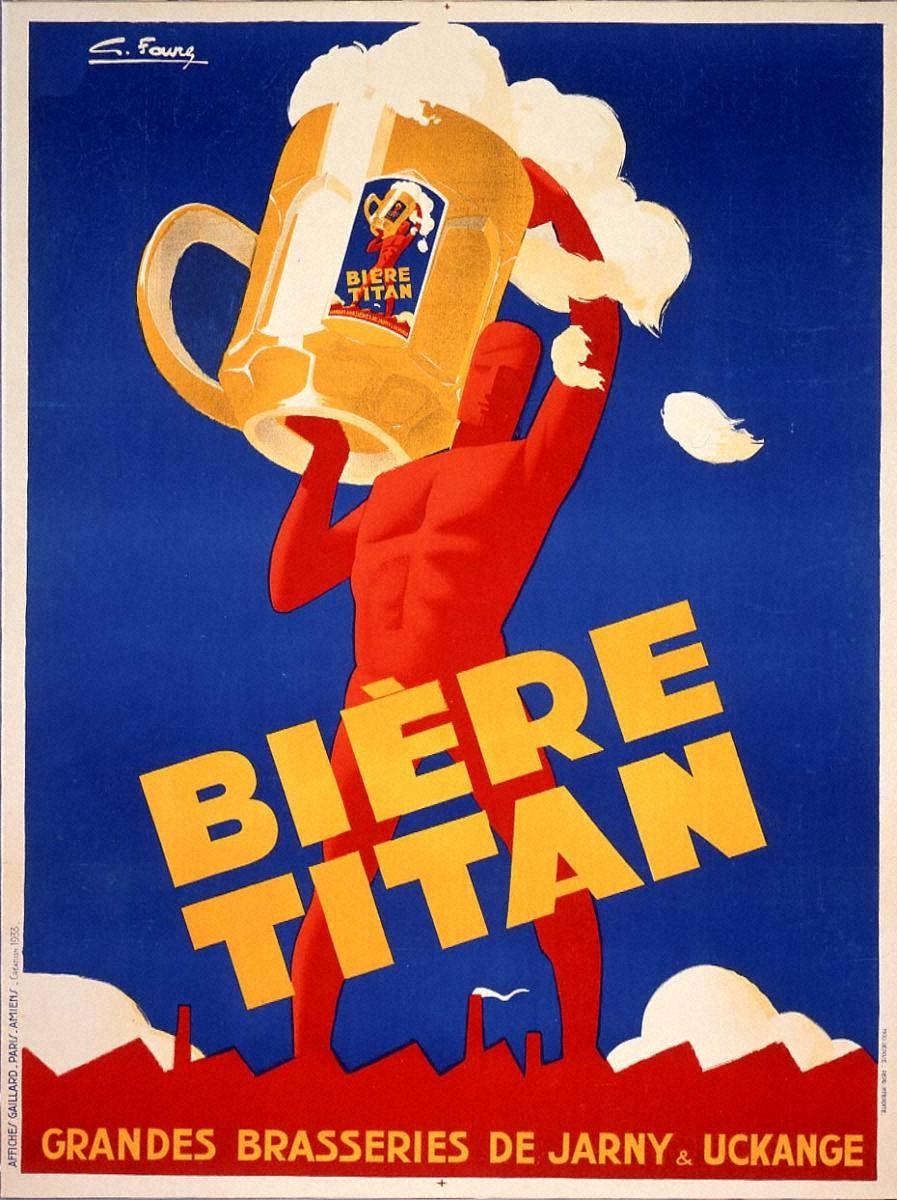 ビール「ティタン」