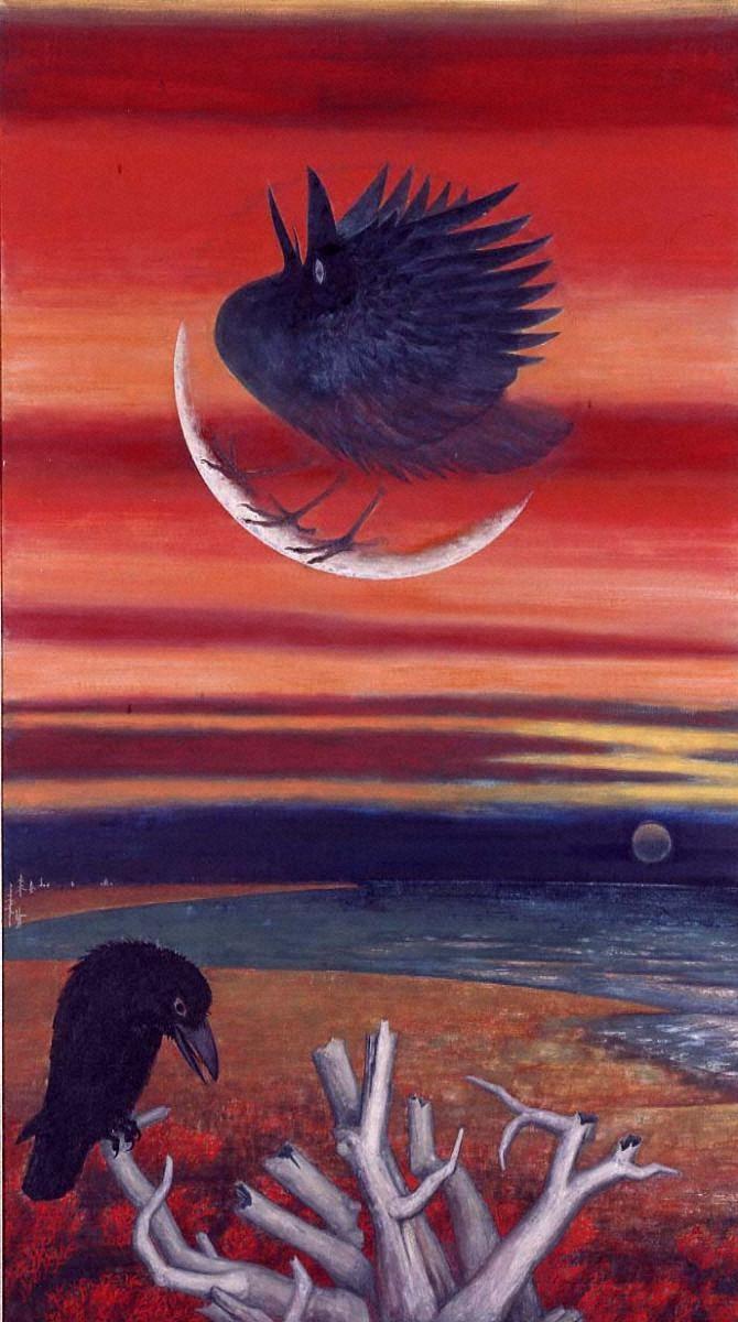 鴉の詩 3