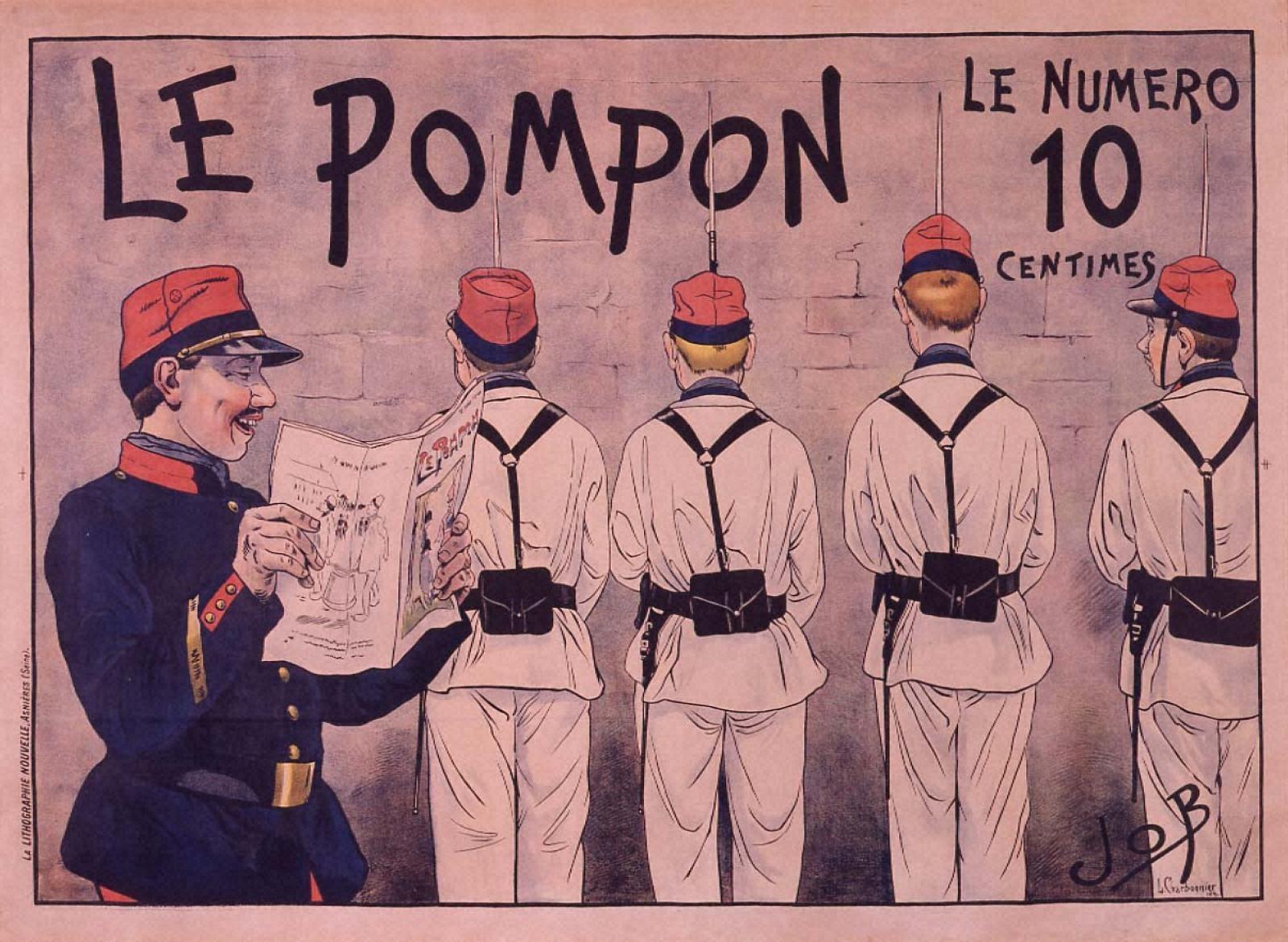 雑誌「ル・ポンポン」