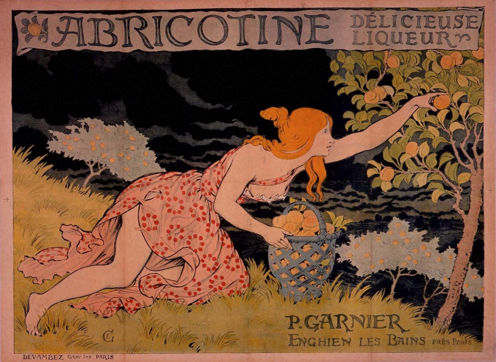 あんず酒「アブリコティーヌ」