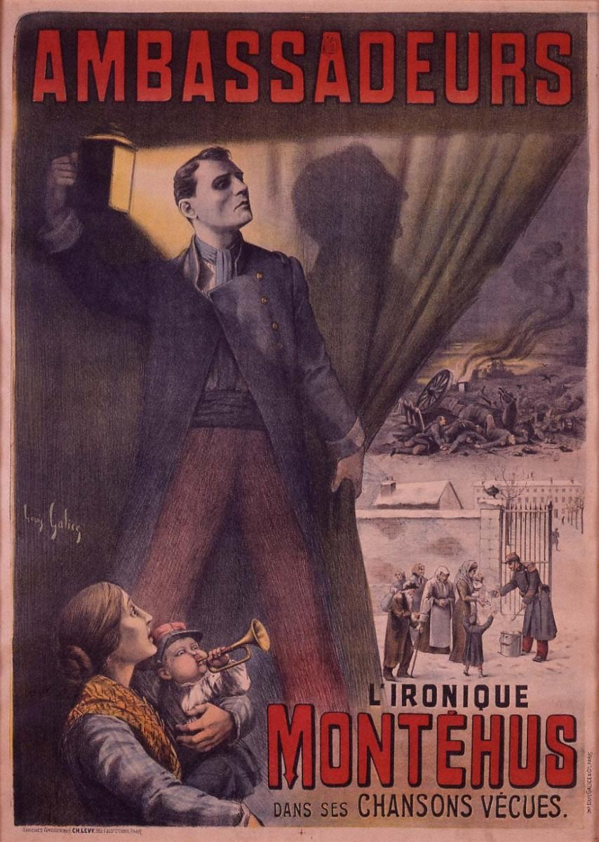 アンバサドゥール劇場のモンテュス