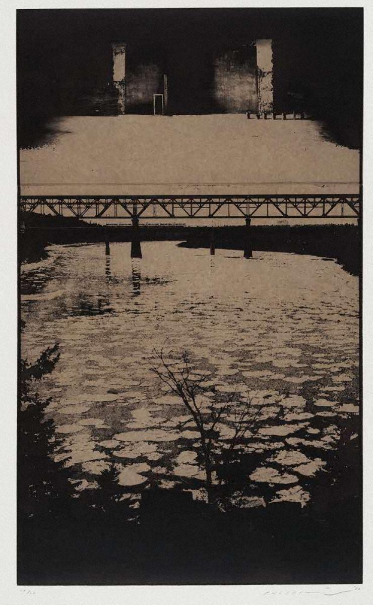 Ochiishi Nemuro and the North Saskachewan River Ⅱ