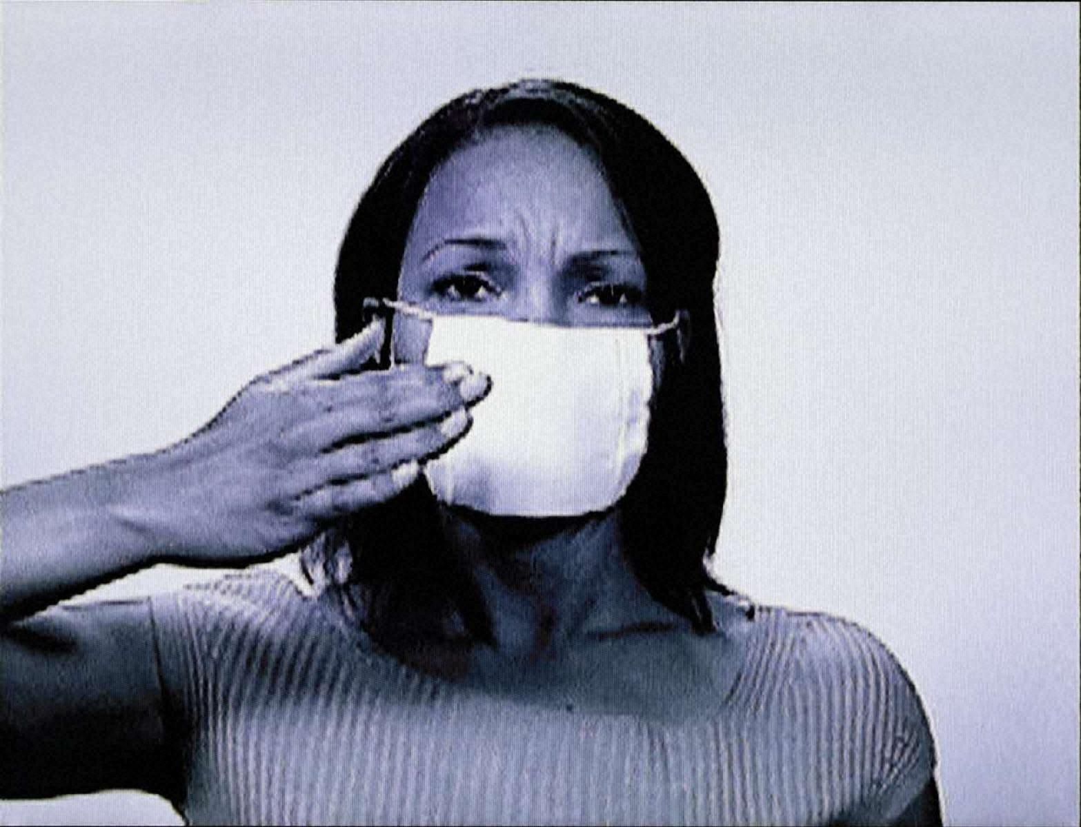 Silent Breath 10/11/2001 NYC(Hand Movement)