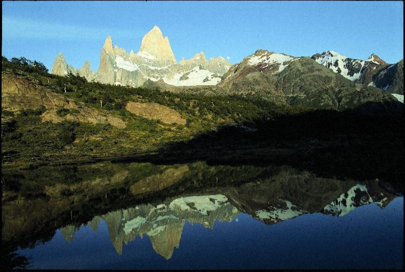 奇跡の惑星・地球 フィッツ・ロイ、パタゴニア、アルゼンチン