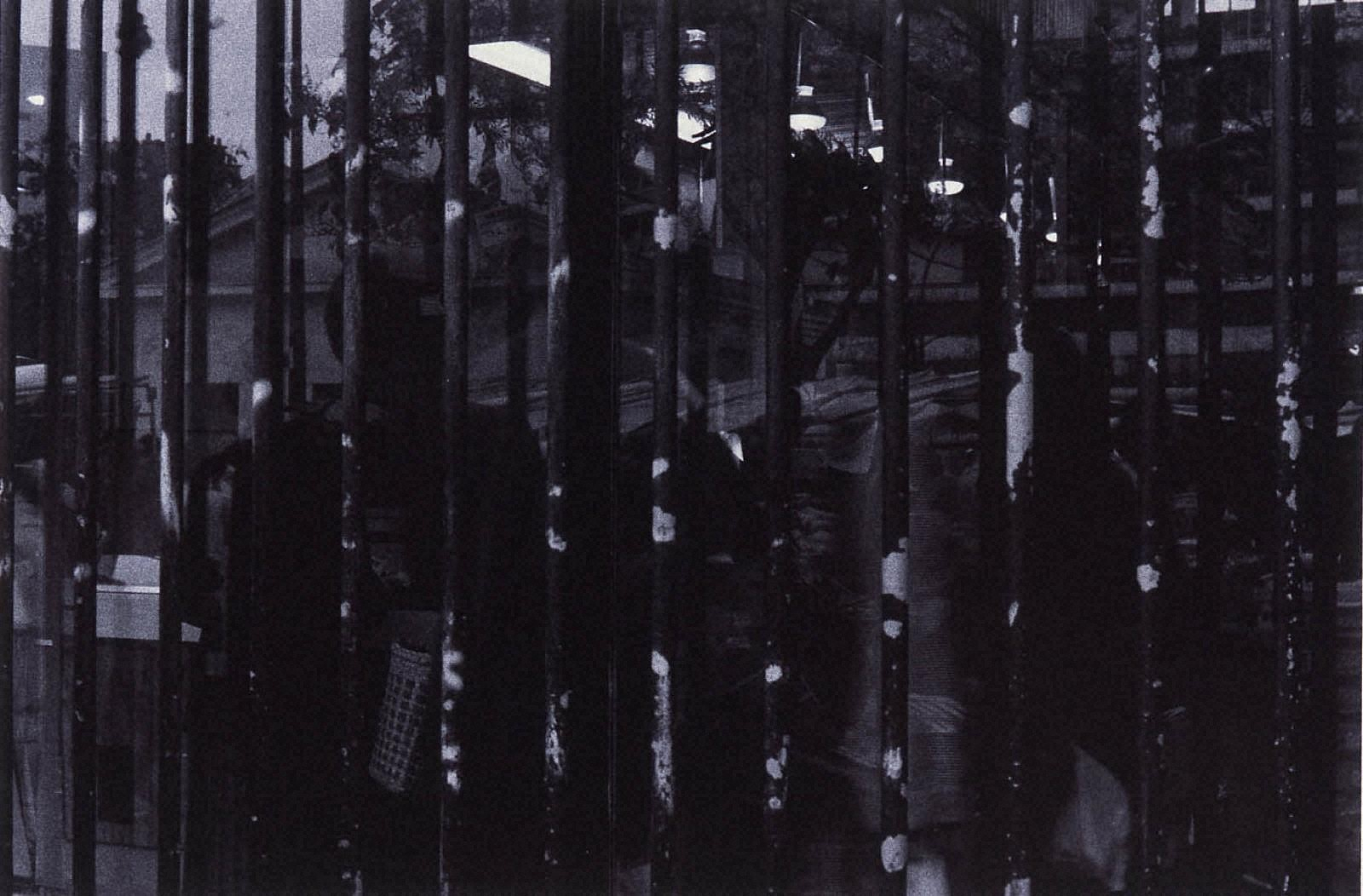 [Jun SHIRAOKA Photographs 1970-1998]フランス、パリ(アリ-グル市場)、1981年11月