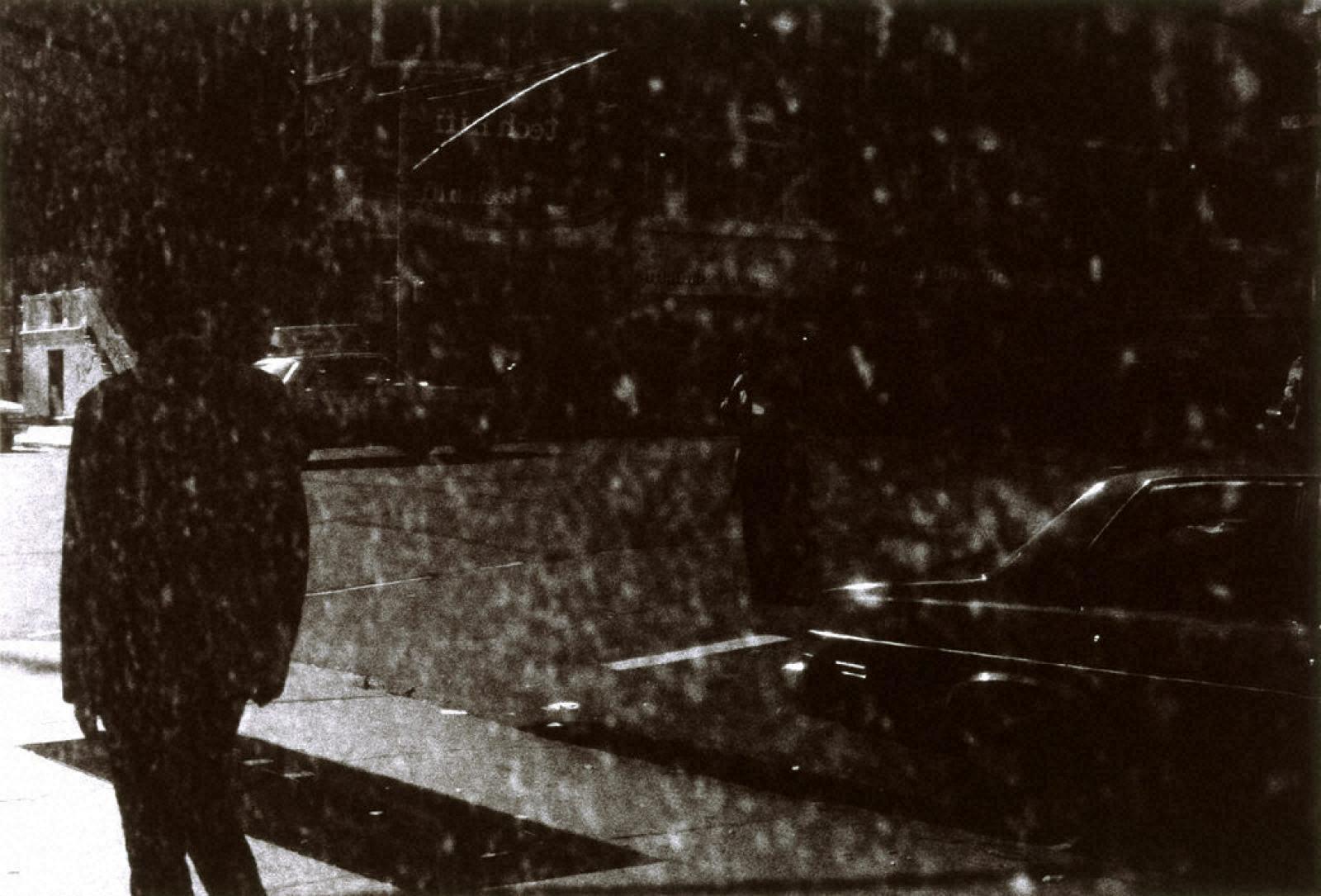 [Jun SHIRAOKA Photographs 1970-1998]米国、ニュ-ヨ-ク市(マディソン街 67丁目)、1978年9月20日