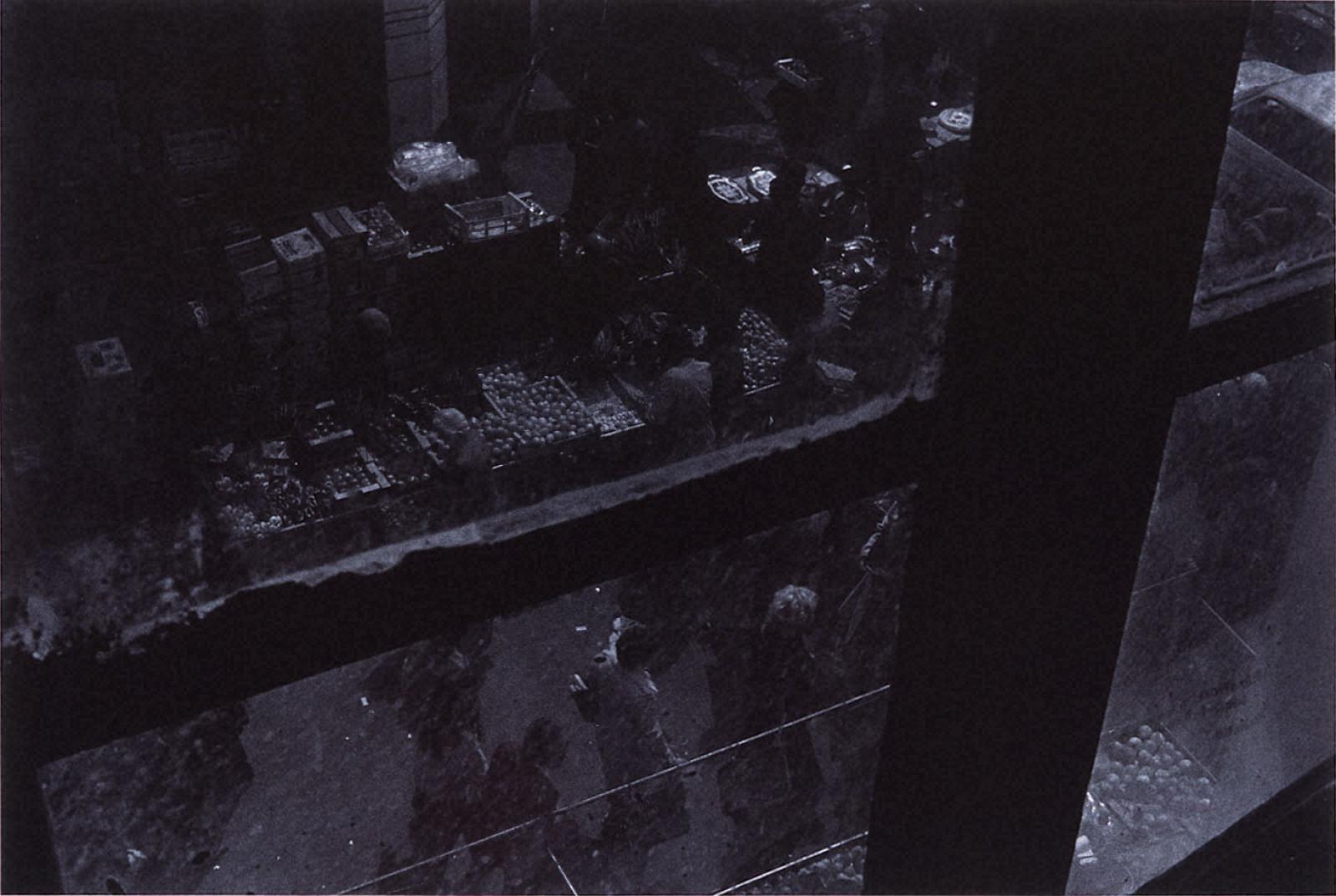 [Jun SHIRAOKA Photographs 1970-1998]フランス、パリ(アリーグル通り)、1980年4月
