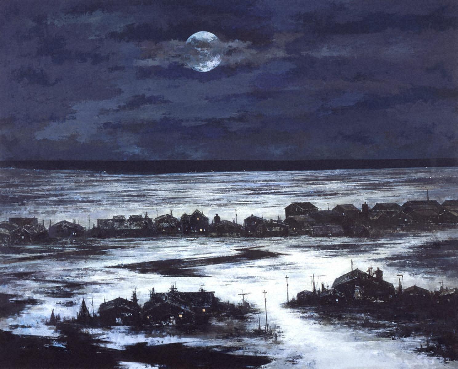 北の浜辺(床丹)
