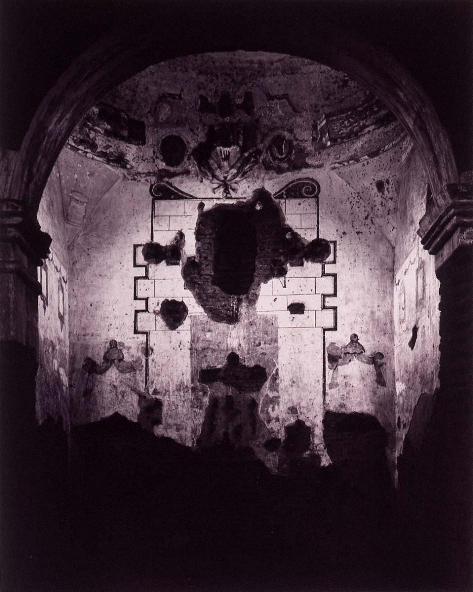 ポートフォリオⅦ: 教会の内部