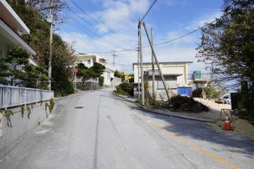 公民館前の道路(47097.jpg)