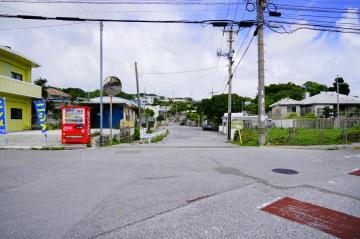 レストラン百名、東海道レストランがあった交差点(47921.jpg)