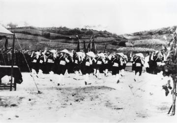 1944年 献穀田 田植え式(47938.jpg)